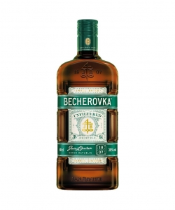 Becherovka Unfiltered...