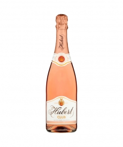 HUBERT CLUB ROSÉ 0,75l