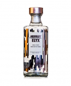 Absolut vodka Elyx 1l (42,3%)