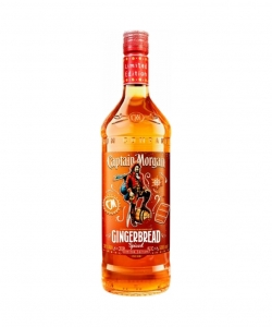 Captain Morgan Gingerbread...