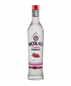 Nicolaus Cranberry Vodka...