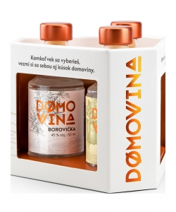DOMOVINA Mini Pack 3 x...