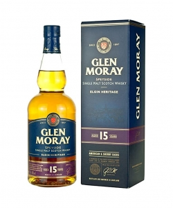 GLEN MORAY Heritage 15YO...
