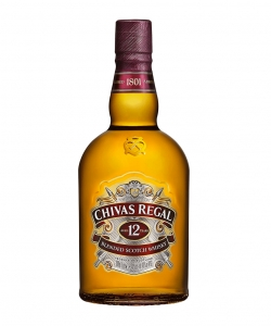 Chivas Regal 12y 1l (40%)
