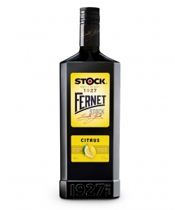 Fernet Stock citrus 0,5l (27%)