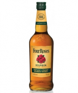 Four Roses whiskey 0,7l (40%)