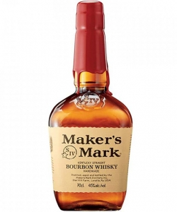 Makers Mark bourbon 0,7l (45%)