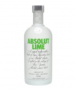 Absolut Lime 0,7 l