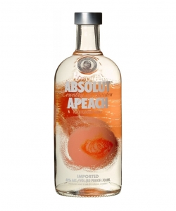 Absolut Apeach 0,7 l