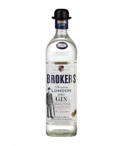 Broker´s London Dry Gin...