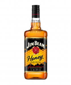 Jim Baem honey  1l (35%)