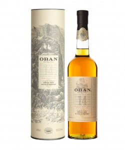 Oban Single malt 14 y.o....