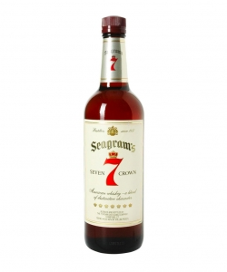 Seagram's Seven Crown...