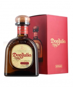 Don Julio tequila reposado...