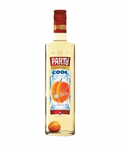 Party Cool Marhuľa 0,5l (40%)