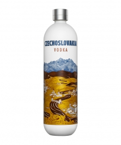 Czechoslovakia Vodka 0,7l...