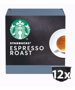 Starbucks Espresso Roast 12 ks